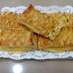 Milanesas queijo / fiambre